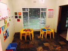 Grade R Learning Area